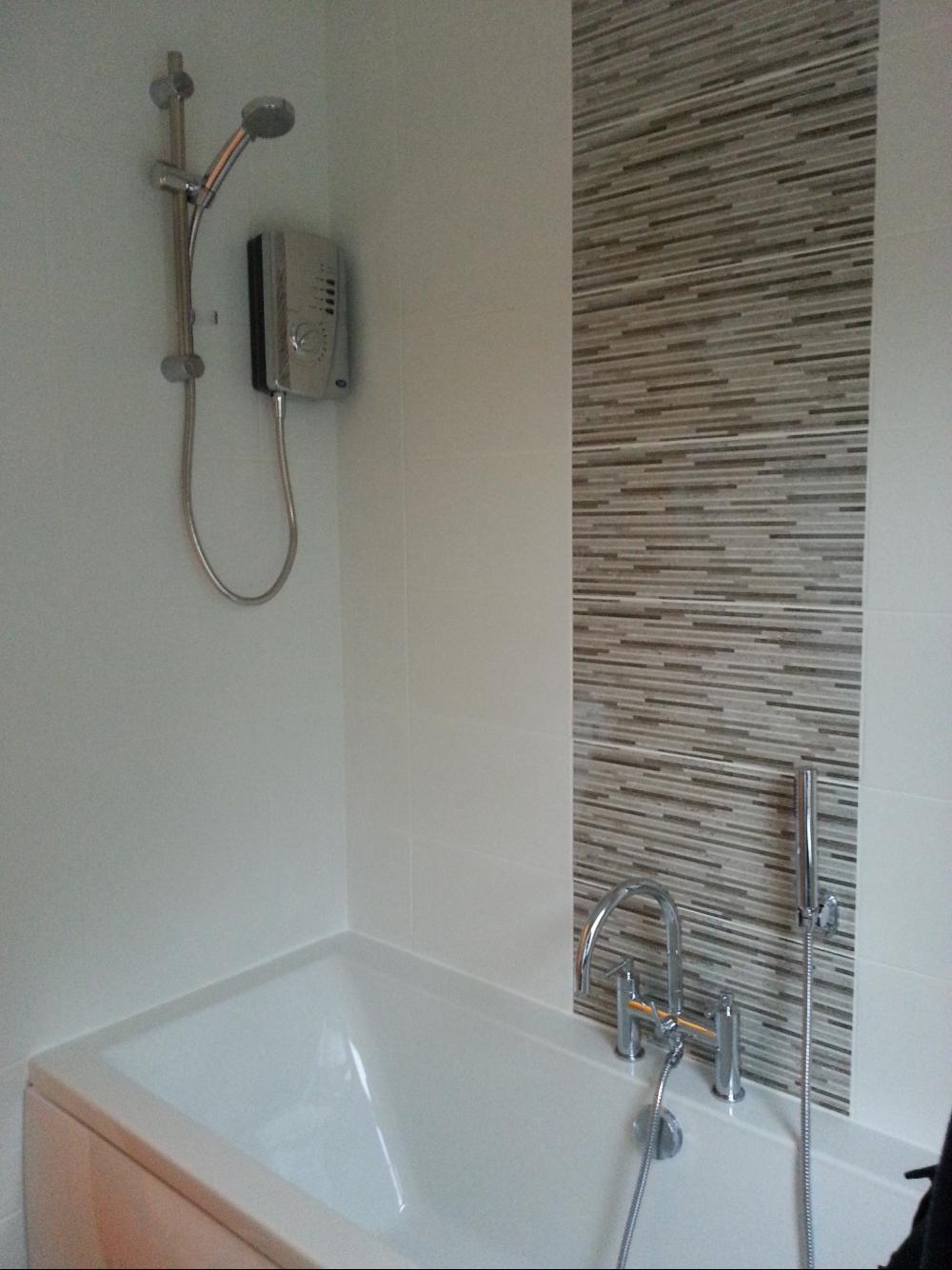Bathroom feature tiles ideas bathroom feature wall for Best bathroom features